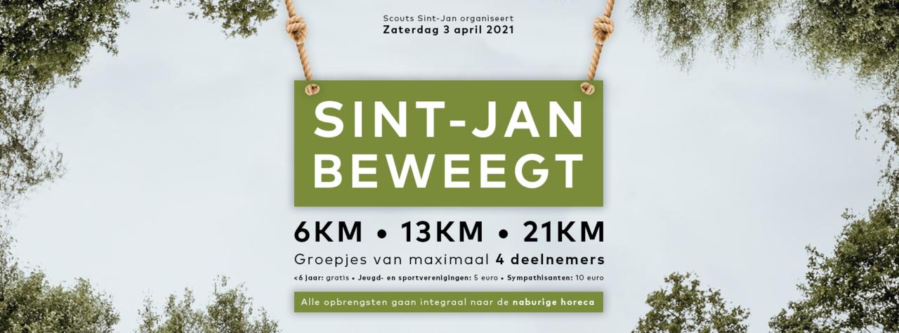 Sint-Jan beweegt voor de lokale horeca!