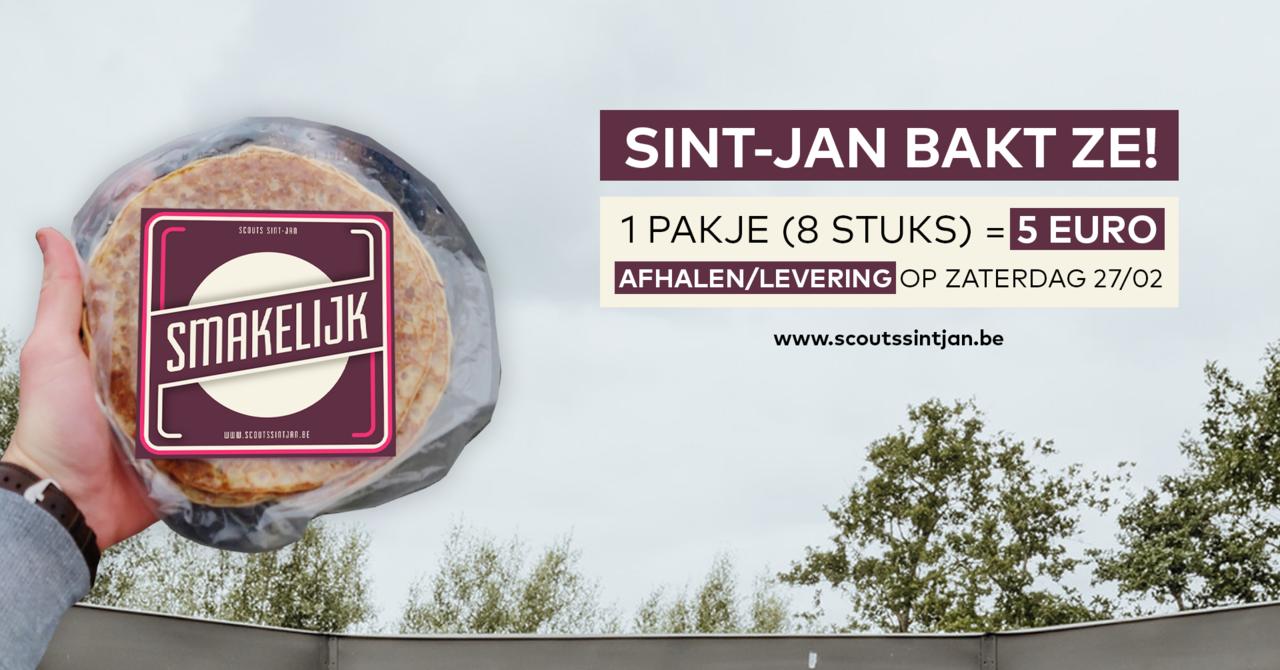 Sint-Jan bakt ze!